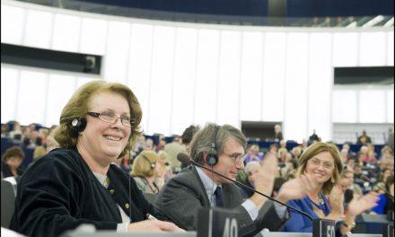 Catherine Trautmann coordinatrice du corridor mer du Nord-mer Baltique