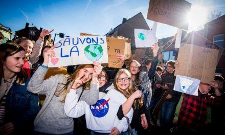 Avec la jeunesse européenne, mobilisons-nous pour le climat !