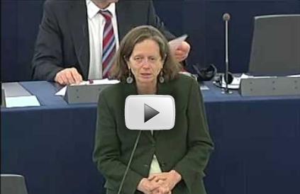 Intervention de Pervenche Berès sur la situation en Méditerranée