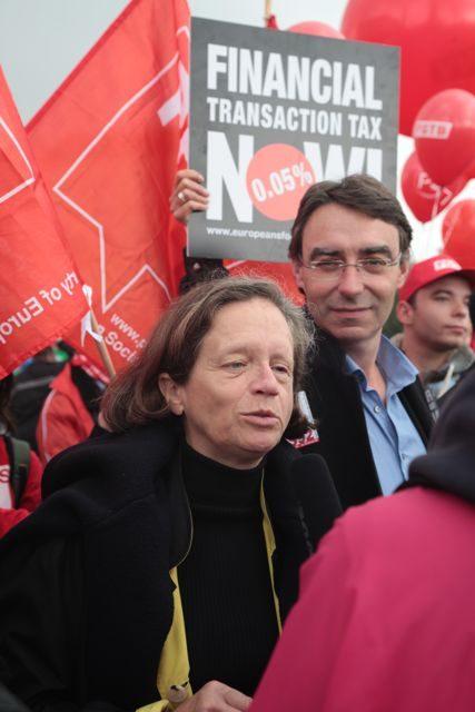 Intervention de Pervenche Berès dans le débat sur les suites à donner au scandale #LuxLeaks