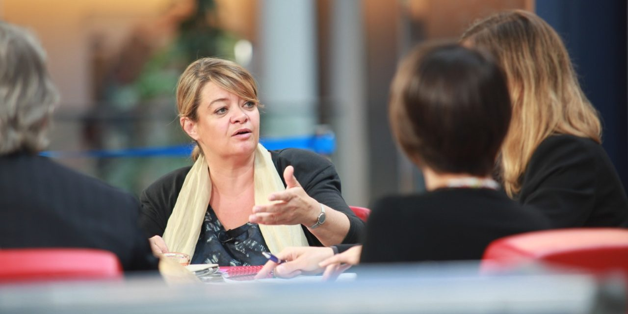 Intervention d'Isabelle Thomas dans le débat sur le résultat du comité de conciliation sur le budget 2015