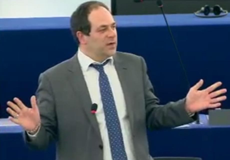 Intervention d'Emmanuel Maurel dans le débat sur le Partenariat transatlantique de commerce et d'investissement (TTIP)