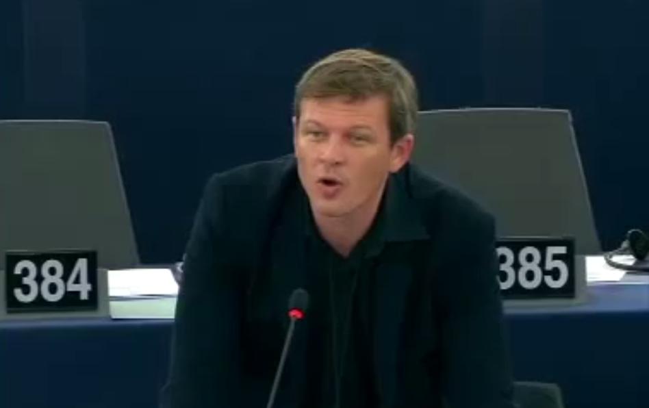 Intervention de Guillaume Balas dans le débat sur la garantie jeunesse et l'emploi des jeunes