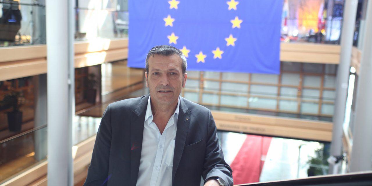 Edouard Martin : «l'industrie ferroviaire européenne est leader mondial, mais est menacée»