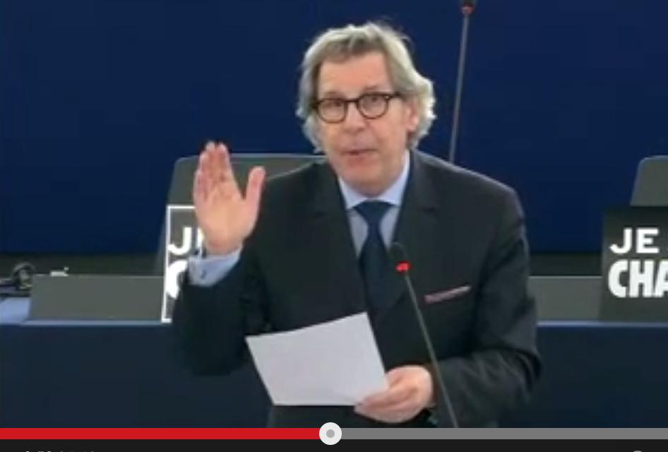 Intervention de Gilles Pargneaux sur la situation en Libye