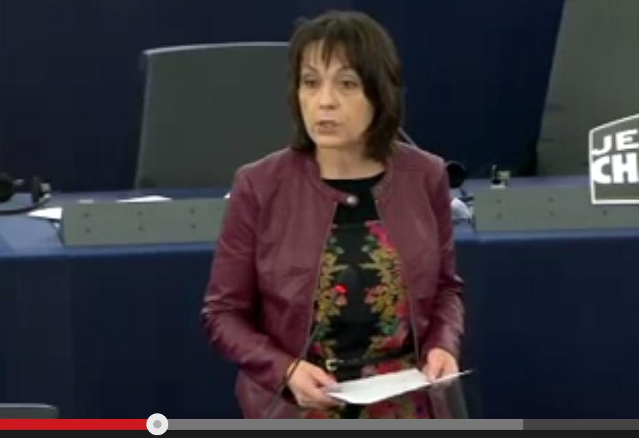 Sylvie Guillaume sur la traite d'êtres humains en Méditerranée : «un business macabre»