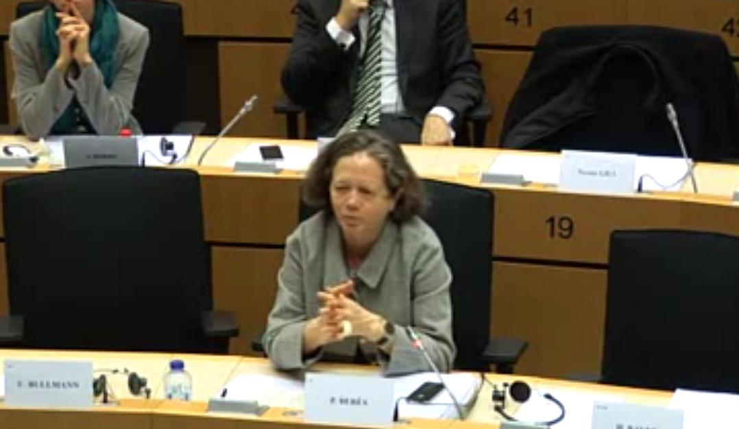 Questions de Pervenche Berès à M. Schauble et M. Padoan lors de leur audition sur l'avenir de la Gouvernance économique