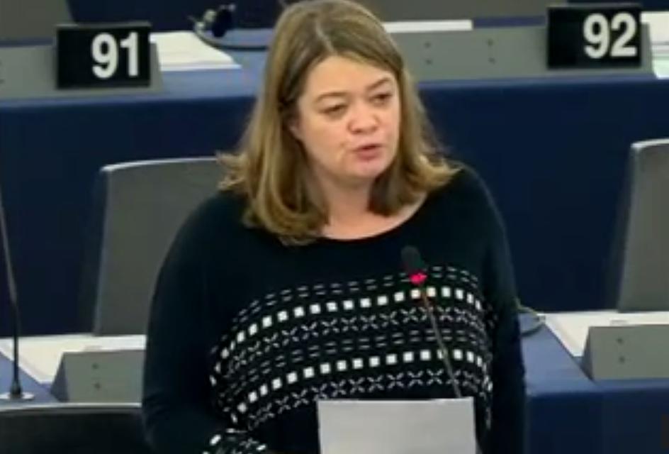 Intervention d'Isabelle Thomas sur le grand défi du budget européen en temps de crise