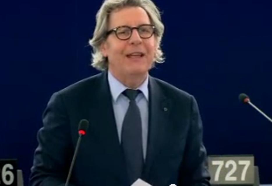 Gilles Pargneaux : «mon objectif premier est de m'assurer que l'argent public venu des contribuables est employé du mieux possible au Parlement européen»