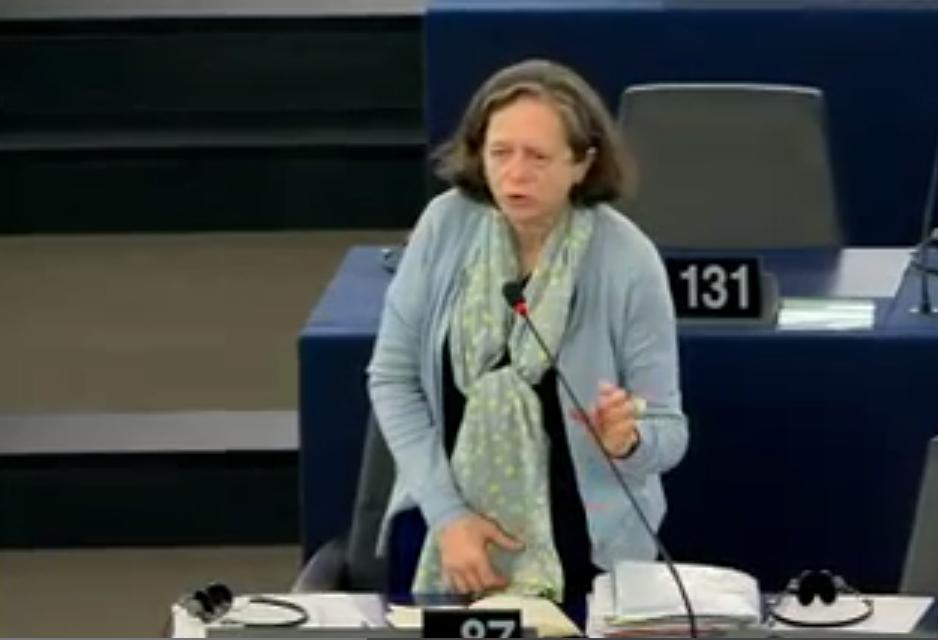 Pervenche Berès : «Quel financement à long terme de l'économie pour que l'Union européenne puisse faire face aux défis qui sont les siens ?»