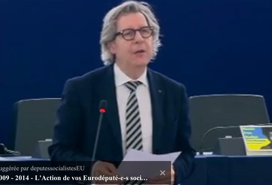 Gilles Pargneaux : «Je demande un sous-comité «Droits de l'homme» dans l'accord d'association UE-Algérie»