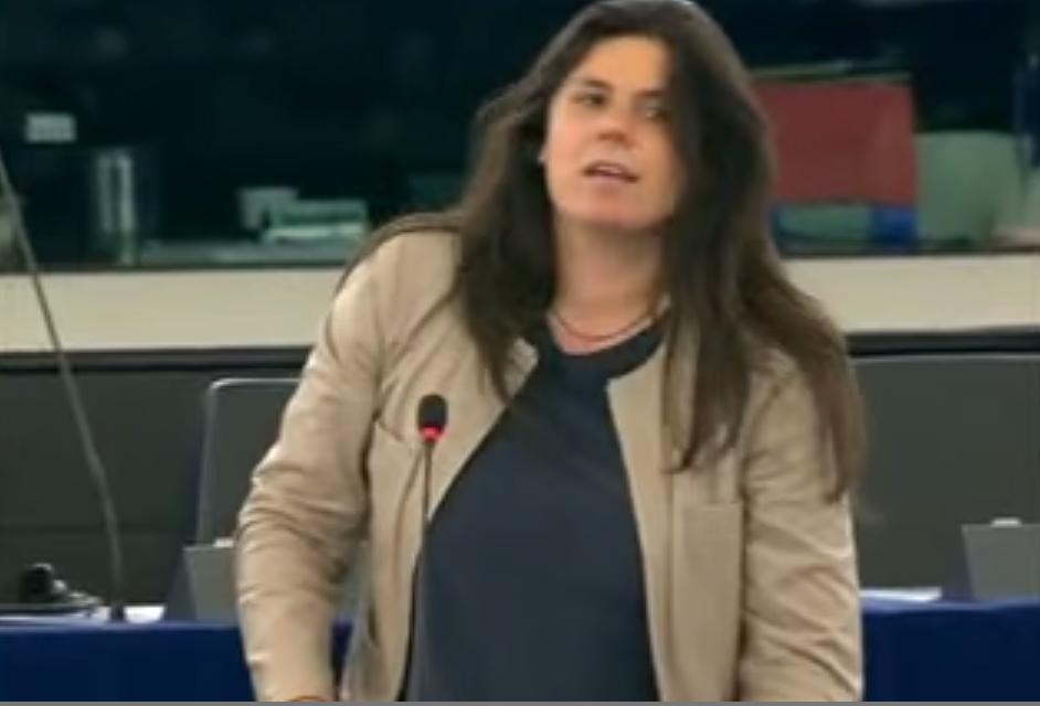 Virginie Rozière sur la la situation des femmes dans l'Union européenne