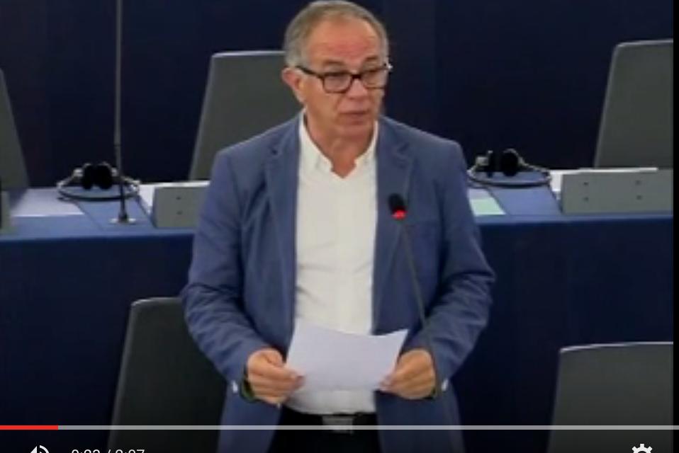 Intervention d'Eric Andrieu dans le débat sur le clonage des animaux élevés et reproduits à des fins agricoles