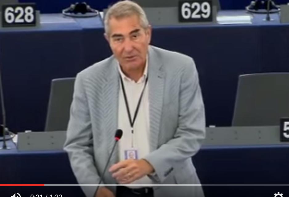 Jean Paul Denanot sur les ressources propres : «il y a urgence !»