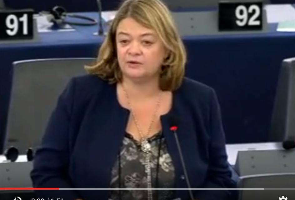 Isabelle Thomas : «Nous devons aborder le #Brexit avec la raison et l'intérêt général comme boussoles»