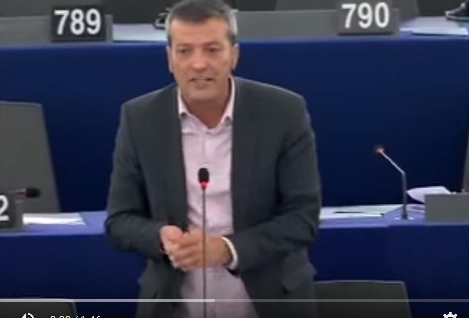 Edouard Martin : «La peine de mort est inhumaine, dégradante, barbare»