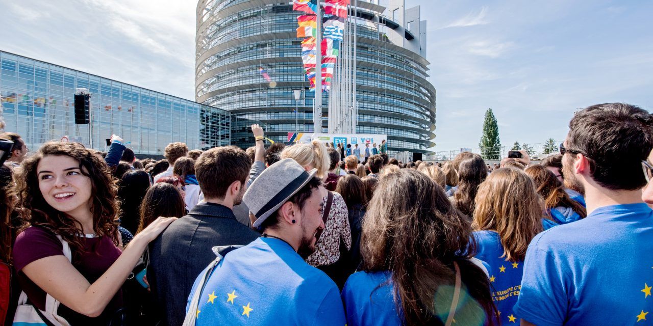 500 millions d'euros en plus pour la jeunesse européenne en 2017, conséquence de la révision du Cadre financier pluriannuel