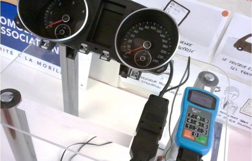 Stop aux fraudes au kilométrage pour les voitures d'occasion