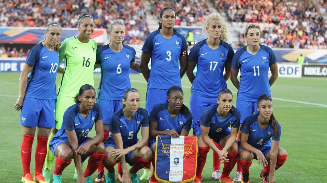 Si l'équipe de France joue vendredi, c'est au football (féminin)