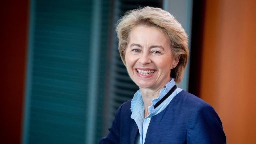 Ursula von der Leyen, Présidente de la Commission européenne ? Pour nous c'est non !
