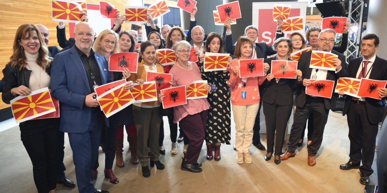 Report des négociations d'adhésion avec la Macédoine du Nord et l'Albanie : une erreur historique et une faute politique