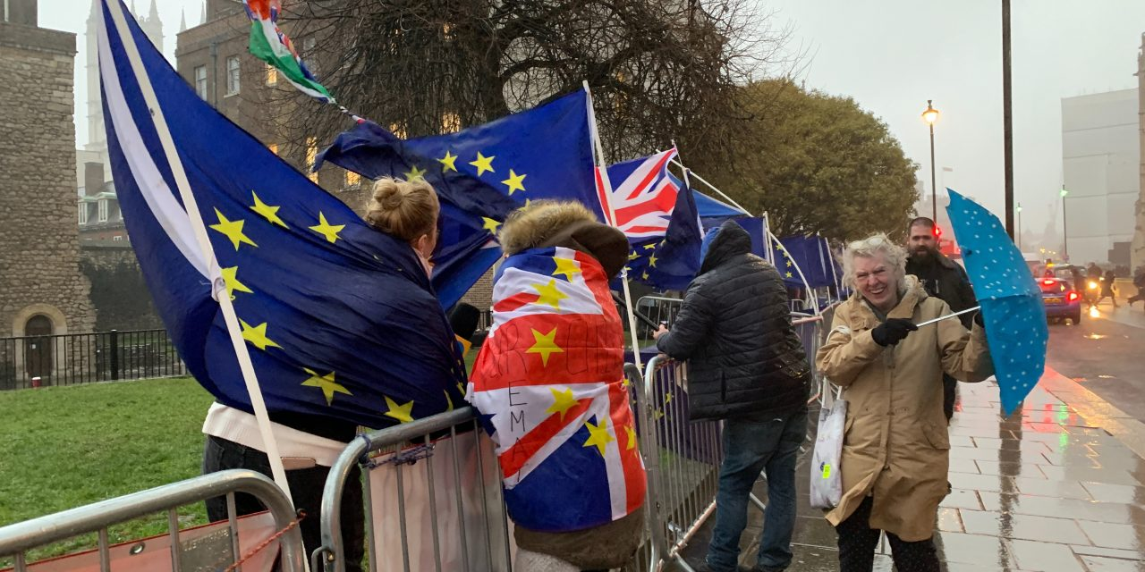 Notre message à Boris Johnson : l'UE ne cèdera pas au chantage