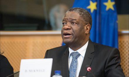 La Délégation de la gauche sociale et écologique exprime son soutien au docteur Denis Mukwege