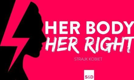 Interdiction de l'avortement en Pologne : notre délégation solidaire des femmes polonaises