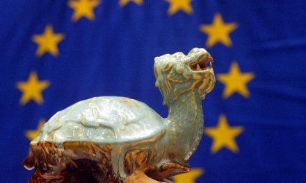 Giscard et la tortue à tête de dragon