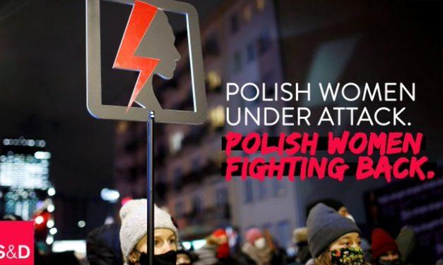 Débat sur l'interdiction de l'avortement en Pologne : solidarité avec les Polonaises et les Polonais
