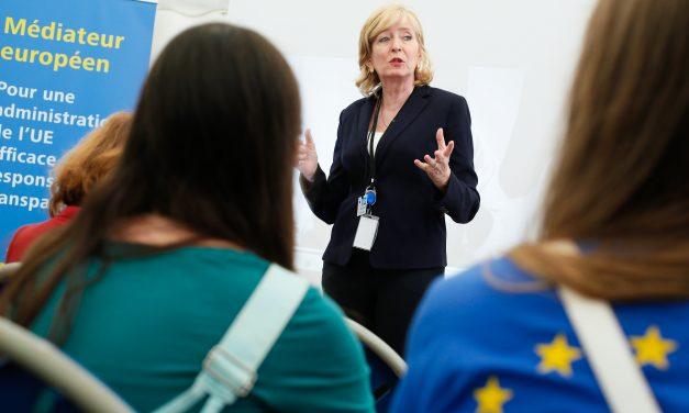 Renforcer le médiateur européen, c'est renforcer les citoyens et la démocratie